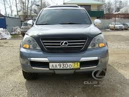 lexus gx sport package 470 2005 г в sport package