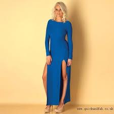 glamorous clothing clubl jacquard split maxi dress women s glamorous clothing