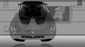 peugeot onyx wallpaper peugeot onyx back crystal home fantasy fly car 2014 el tony