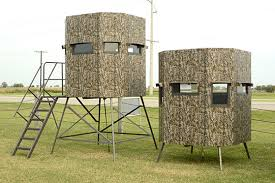 Ground Blind Plans Ranch King Economy Blinds Pond King