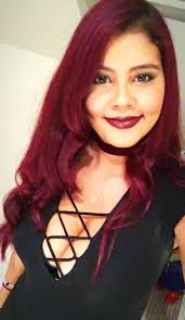30 best red violet hair images on pinterest hairstyles red
