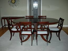 Ebay Home Interior Duncan Phyfe Dining Table Room Set At Home Interior Design