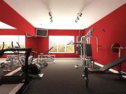 beautiful home gym colors ideas new awesome for your its time