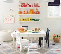 Kids Room Rug Multi Dot Rug Pottery Barn Kids