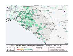 Sarasota Zip Codes Map by California Adds 30 000 Jobs In September Isea