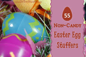 easter stuffers 55 non candy easter egg stuffers