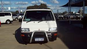 mitsubishi van 2006 mitsubishi express van minivanperth auto trader