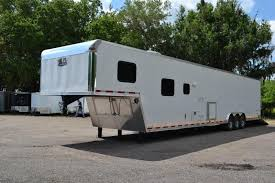 2017 vintage trailers living quarters trailer toy hauler trailer