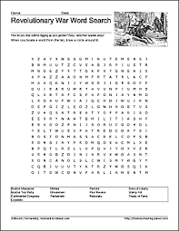 revolutionary war worksheets worksheets releaseboard free