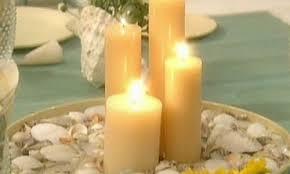 video floating candle centerpiece martha stewart