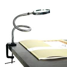 table top magnifying light table top magnifying l choice image table design ideas