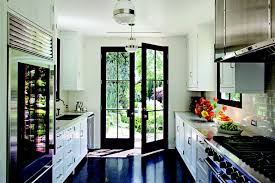 galley style kitchen remodel ideas 15 kitchens with plenty of natural light photos architectural digest