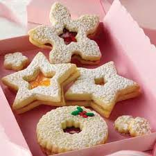 linzer sandwich cookies recipe land o lakes