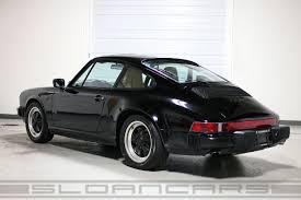 porsche 911 black 1987 porsche 911 black 68 288 sloan cars