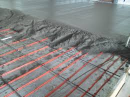 electric radiant floor heating there are several ways radiant