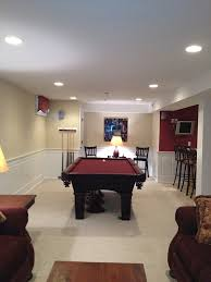 Cool Finished Basements Finished Basements Remodeling Basement Builders Basement