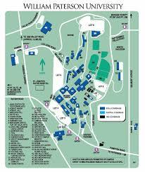 Mercer University Map Coverage Areas William Paterson University