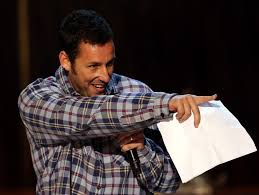the thanksgiving song by adam sandler