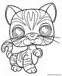 coloring pages littlest pet shop 1 printable coloring