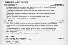 Food And Beverage Manager Resume Sample by Food Preparation Resume Resume Sample Restaurant Management