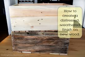 Diy Distressed Wood Table Top by Diy Top Diy Distressed Wood Home Design Furniture Decorating