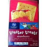Glutino Toaster Pastry Kroger Strawberry Toaster Treats Pastries Calories Nutrition