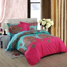 Blue And Coral Bedding Tiffany Blue And Coral Red Southwestern Style Tribal Themed