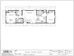 Home Floorplans by Eco Series Manufactured Home Floorplans El Dorado Homes