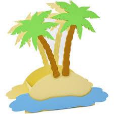 silhouette design store view design 130733 island coconut tree box