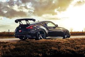 nissan 370z modified black images of black nissan 370z tuning sc