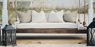 swinging daybed outdoor latest design 2018 2019 55designs