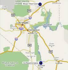 nevada casino map oregon map