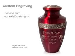 funeral urns for ashes brass cremation urns
