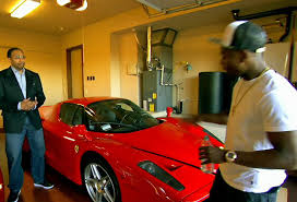 floyd mayweather white cars collection floyd mayweather cars worth 15 million sitting in garage