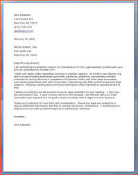 attorney cover letters sample cover letter law firm