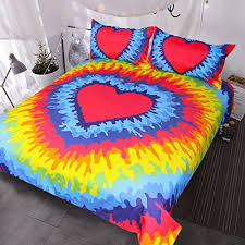 Tie Dye Bed Set Compare Price To King Size Tie Dye Comforter Set Tragerlaw Biz