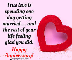 marriage quotations in happy anniversary quotes message wishes and poems sayingimages