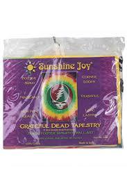 Grateful Dead Curtains Dead Syf Rasta Tie Dye Mini Tapestry 30x45