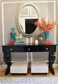 Entry Way Table Decor Small Console Tables For Entryway Georgi Furniture