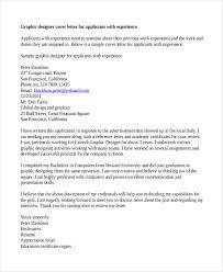 presentation letter designer cover letter 9 free word pdf format free