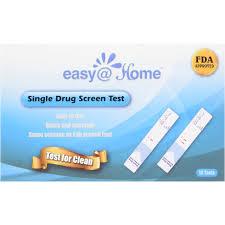first check home drug test walmart com