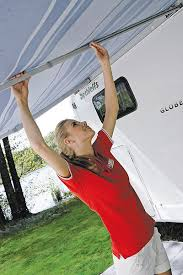 Fiamma Awning Walls Center Rafter For Fiamma F45 And F65 Awnings