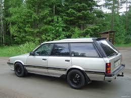 1992 subaru loyale subaru leone 1 8i turbo ic 4wd stw harvinainen turbonelikko