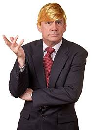 amazon com kinrex trump wig mr president donald costume