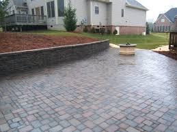 patio ideas pavers patio ideas resurfacing pavers stone paver patio stone patio