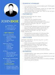 microsoft office resume templates 2014 creative blue resume template buy cv template for word gemresume