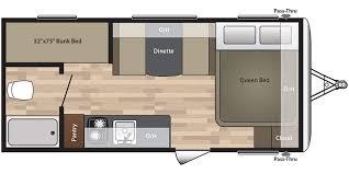 Springdale Rv Floor Plans Full Specs For 2017 Keystone Springdale Summerland Mini 1800bh Rvs