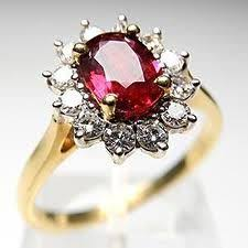 Ruby Wedding Rings by 120 Best Ruby Diamond Engagement Rings Images On Pinterest Rings