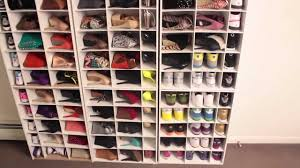 my shoe organization storage youtube