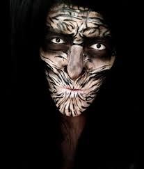 76 of the scariest halloween makeup ideas designbump